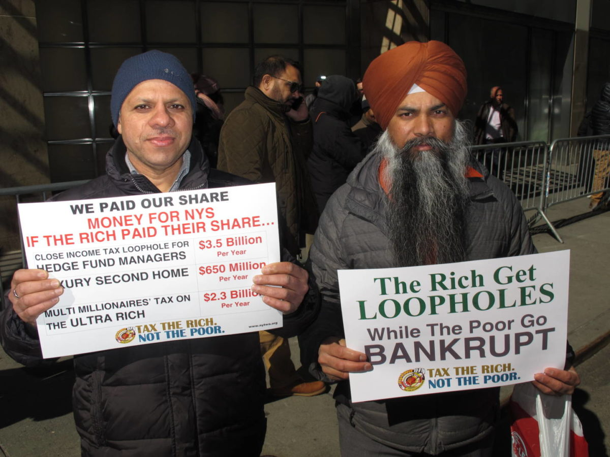NYC Cabbies Call On Cuomo To Stop 'Suicide Surcharge'