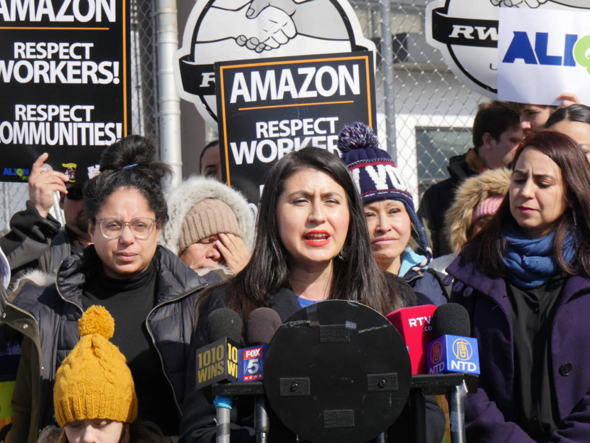 It's Alive! (Maybe) NYC's Continuing Debate Over Amazon HQ2 And What It Means For Trade Unionists