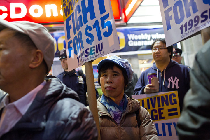 SEIU Staff Authorize Strike