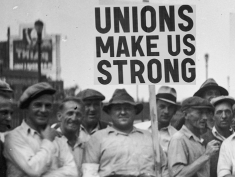 Union Membership Drops