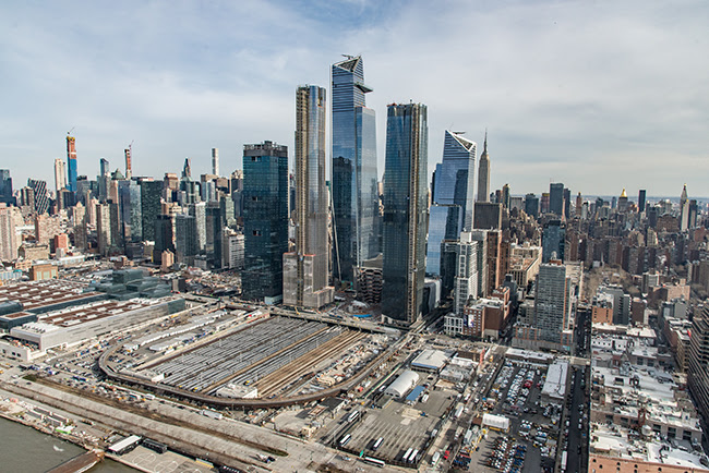 Hudson Yards is Open for Business