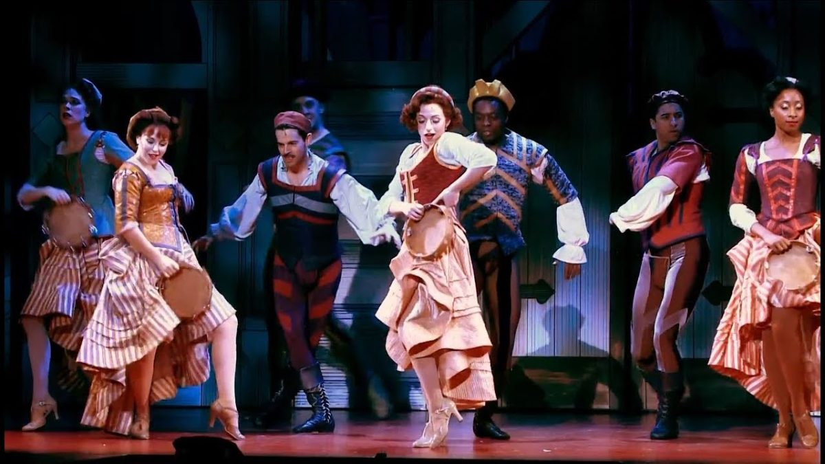 'Kiss Me Kate' Is a Rousing, Toe-Tapping, Musical