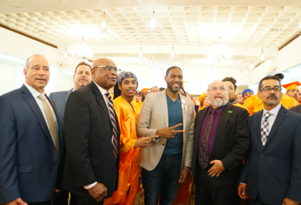 Laborers Graduate Apprentices, Urge Union-Built Affordable Housing