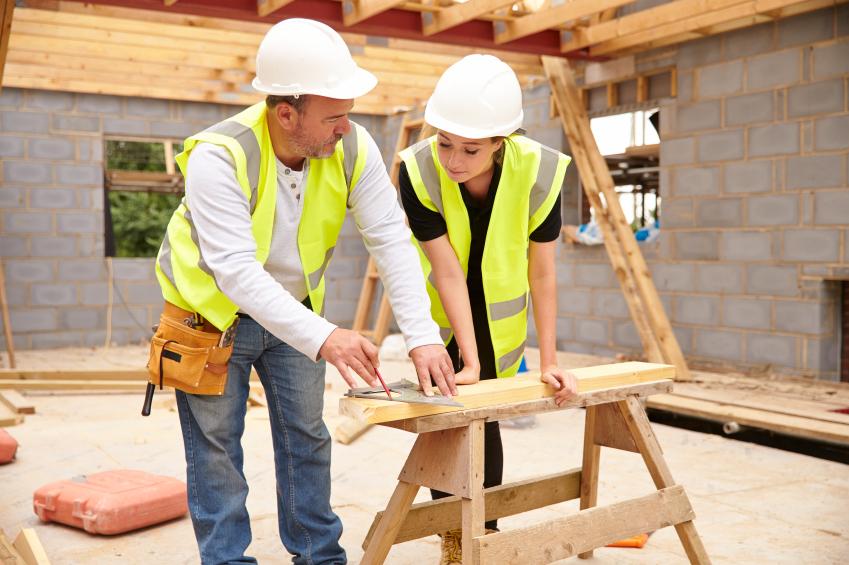 Building Trades Recruit Apprentices