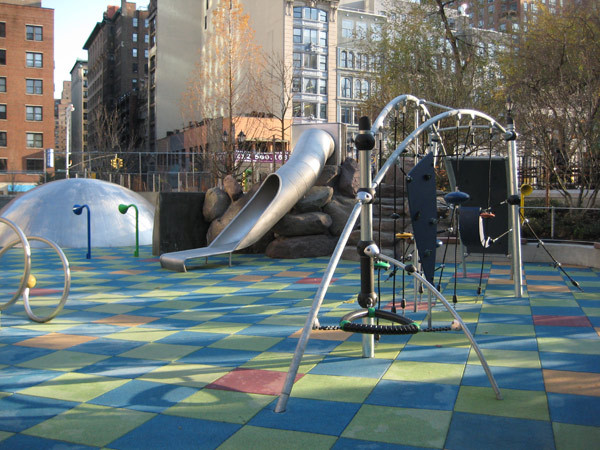 Shortage of Playgrounds in NYC