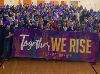 Cleveland Janitors Win Raises