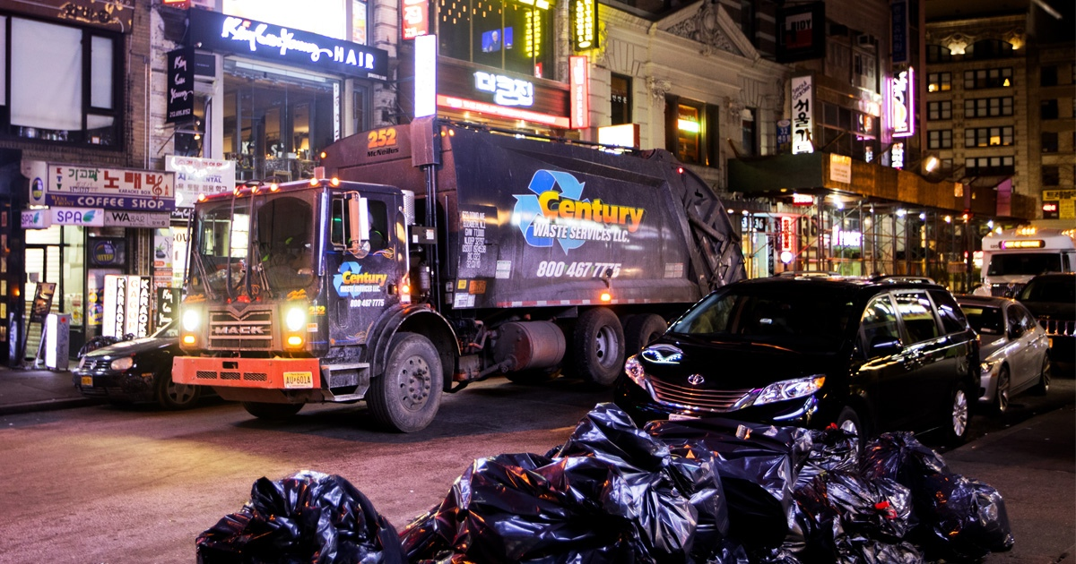 NYC Legislation to Overhaul the Private Carting Industry