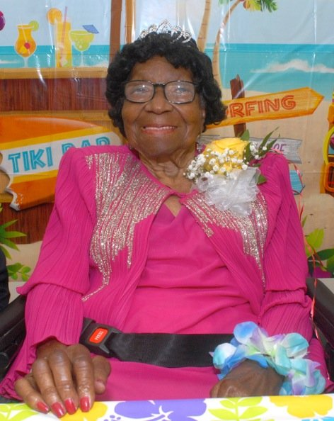 Union Strong: 1199SEIU Helps Celebrate Oldest Living Person In the USA!
