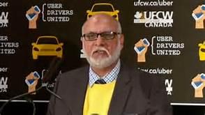 UFCW Organizing Toronto Uber Drivers