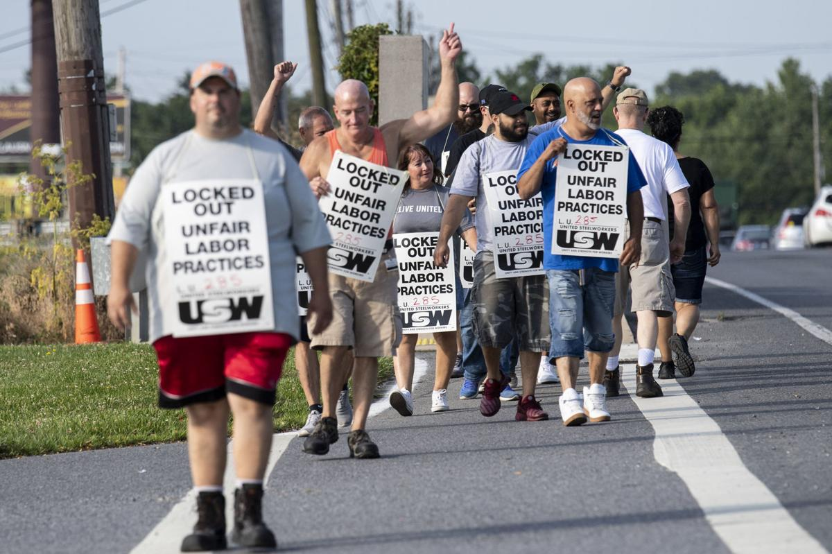 Pennsylvania Flooring Company Locks Out 180 Workers