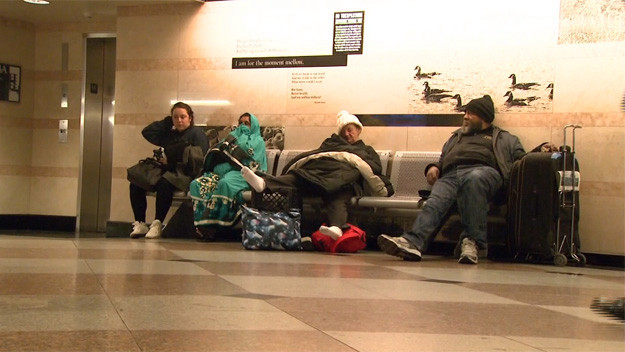 MTA Not Addressing Homelessness
