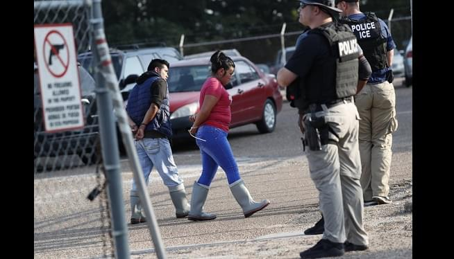 ICE Raids on Mississippi Food Plants Leave Children Unattended