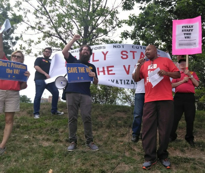 Union Busting at Veterans Adm