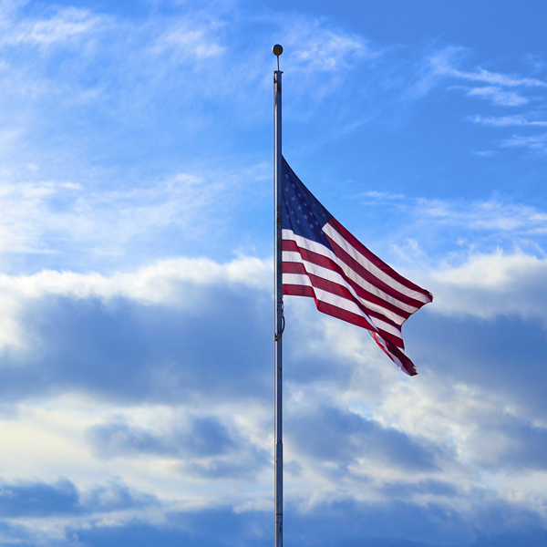 NYS Flags At Half-Staff In Honor Of State Trooper