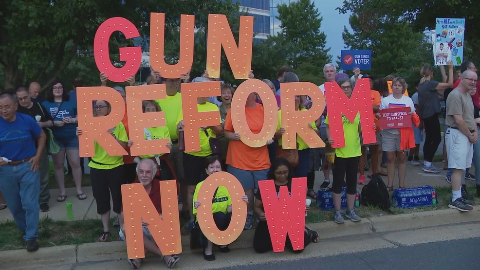 Stronger Gun Safety Laws Needed
