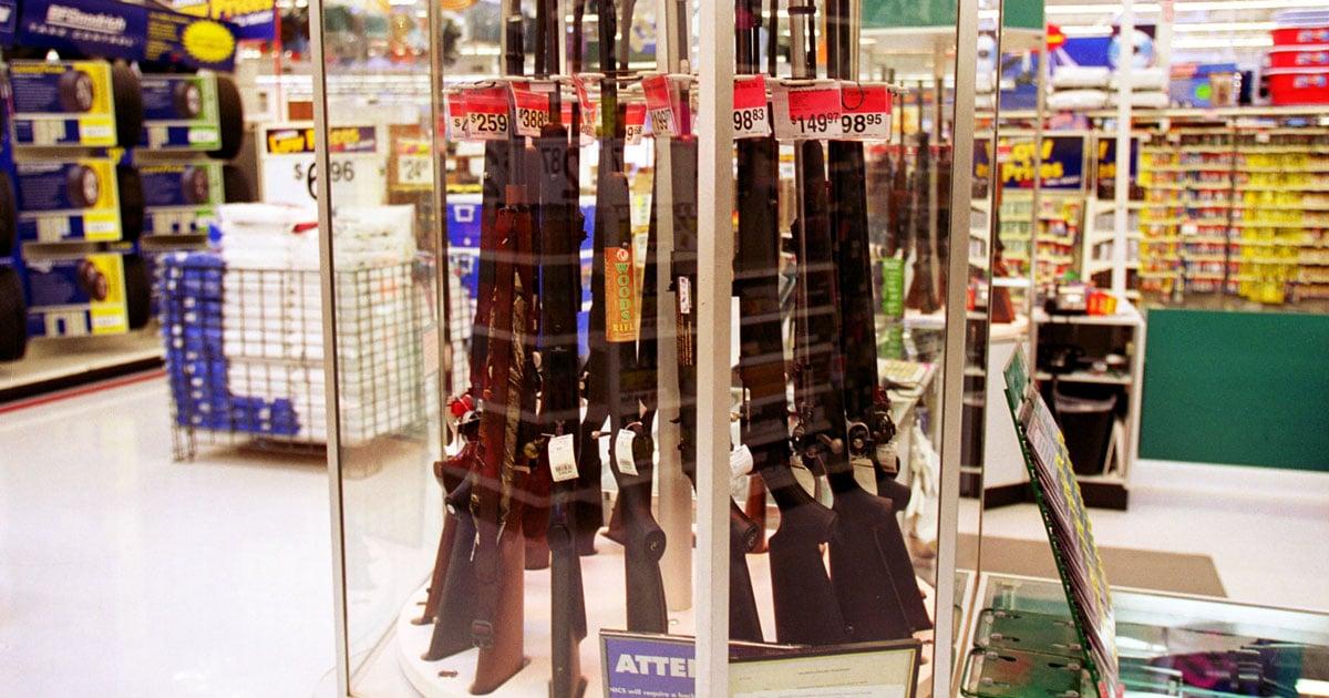 AFT Pres Weingarten Tells Walmart 'Stop Selling Guns'