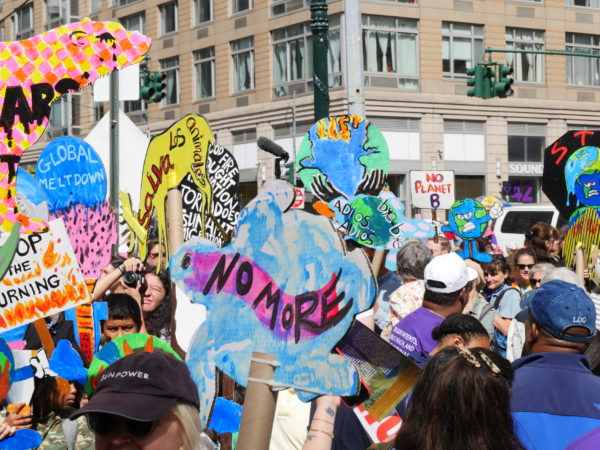 Global Climate Strike Actions and the Golden Opportunity Before Labor