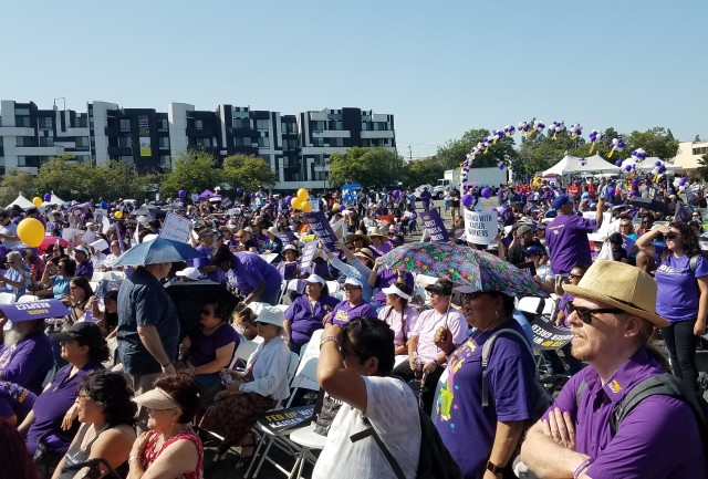 Kaiser Hospital Workers Mobilize for October Strike