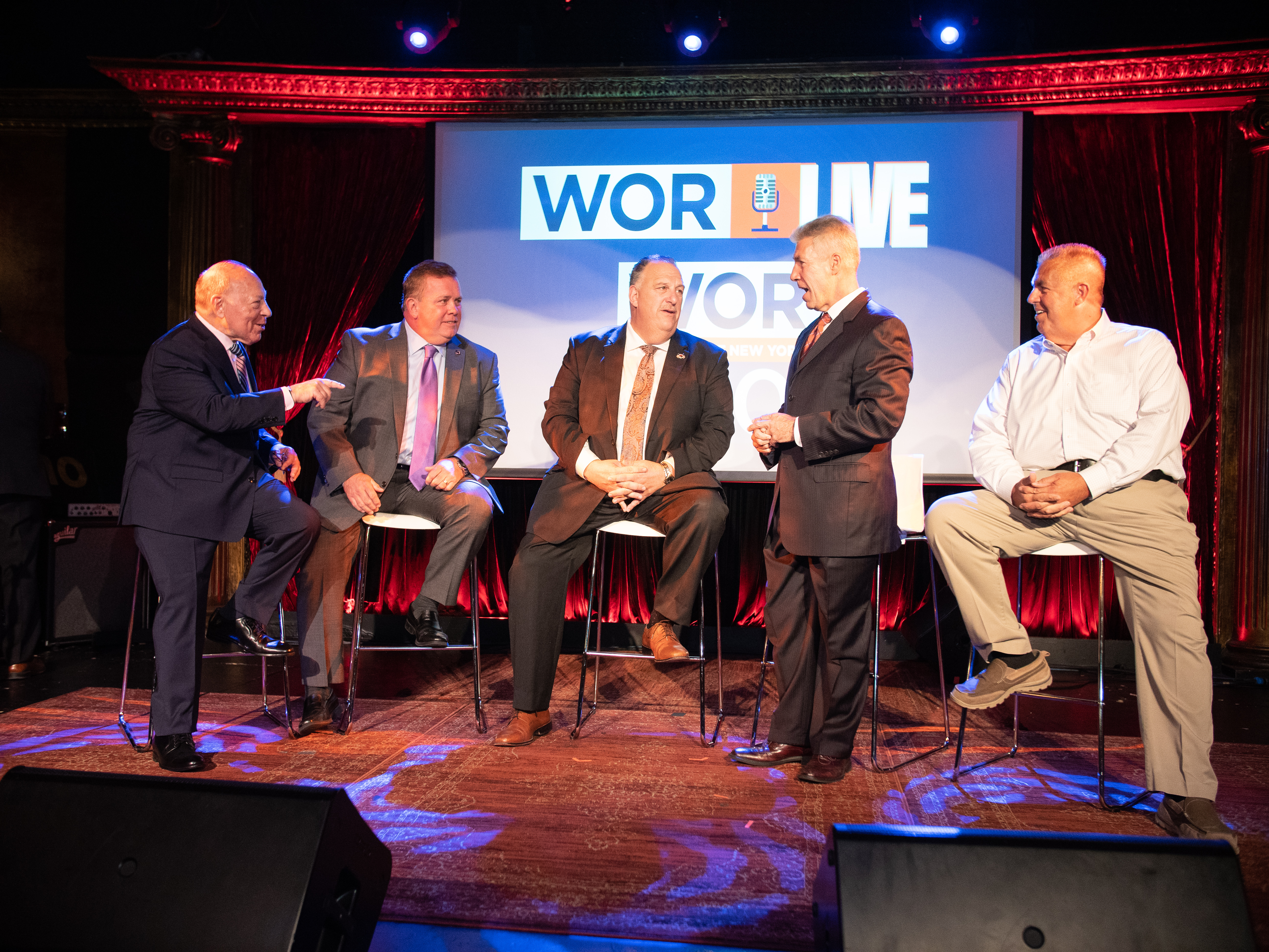 LaborPress Teams Up With WOR Live for Post 9/11 Construction Panel