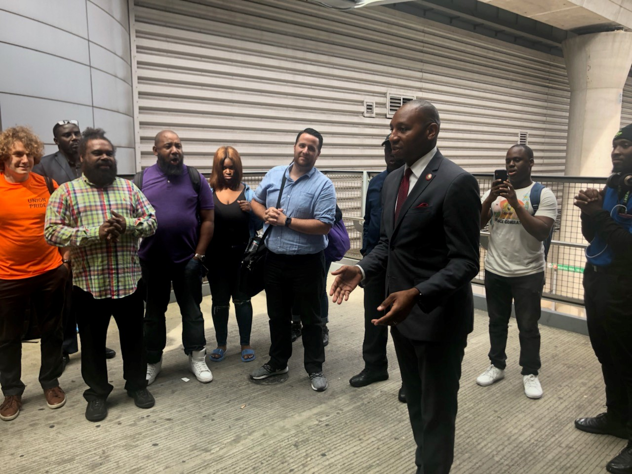 Fearing Wage Theft, Workers At JFK Seek Better Access to Pay Records