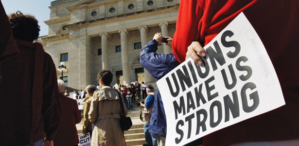 It Makes A Difference When You're in a Union