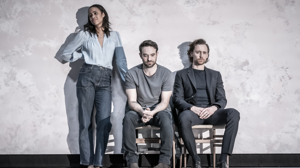 Betrayal: A Brilliantly Acted Drama of Deceit and Passion