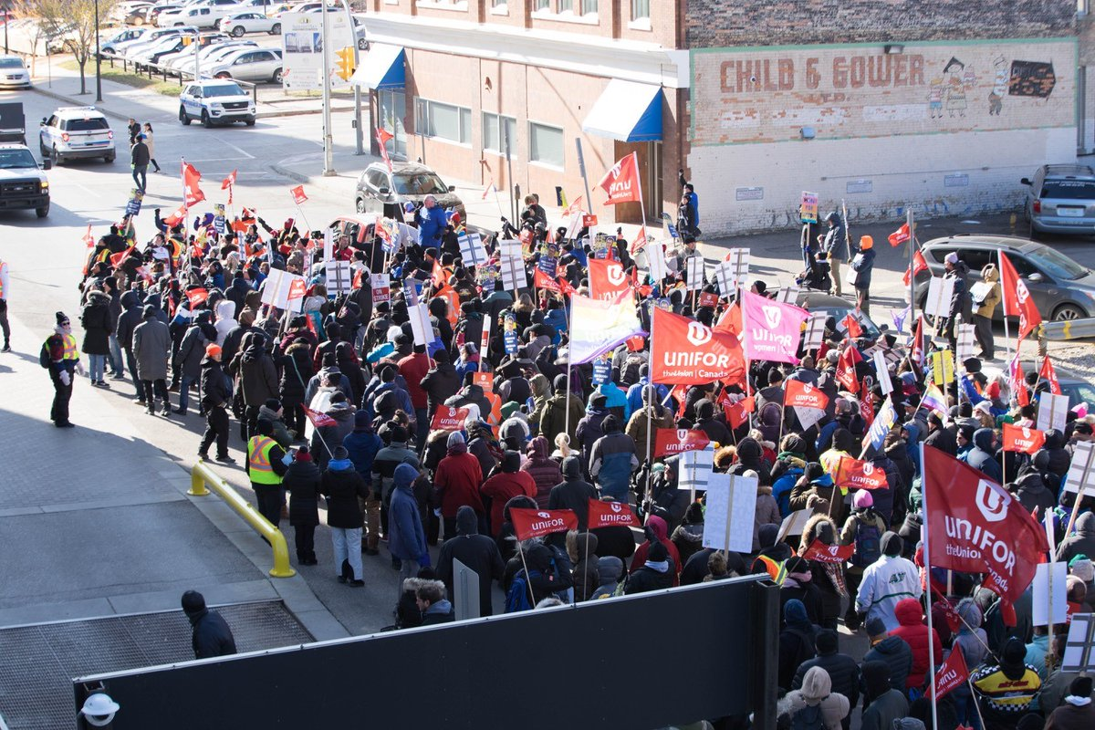17-Day Strike Ends at Canadian Utilities