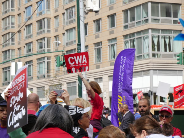 Together, Climate Change Activists & Labor Can Make a 'Just Transition' Work for All