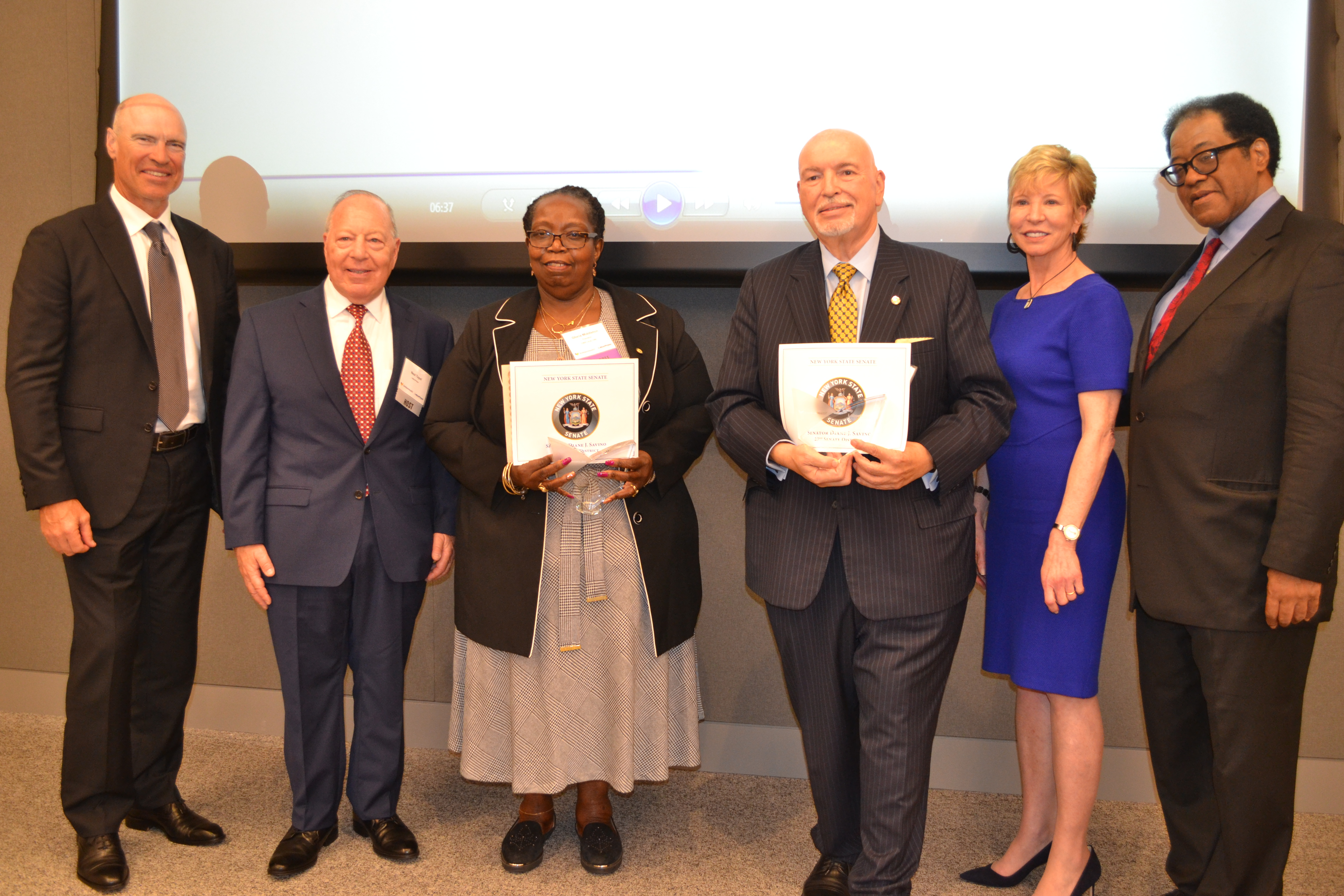 LaborPress Honors Five At 8th Annual Heroes of Labor Awards