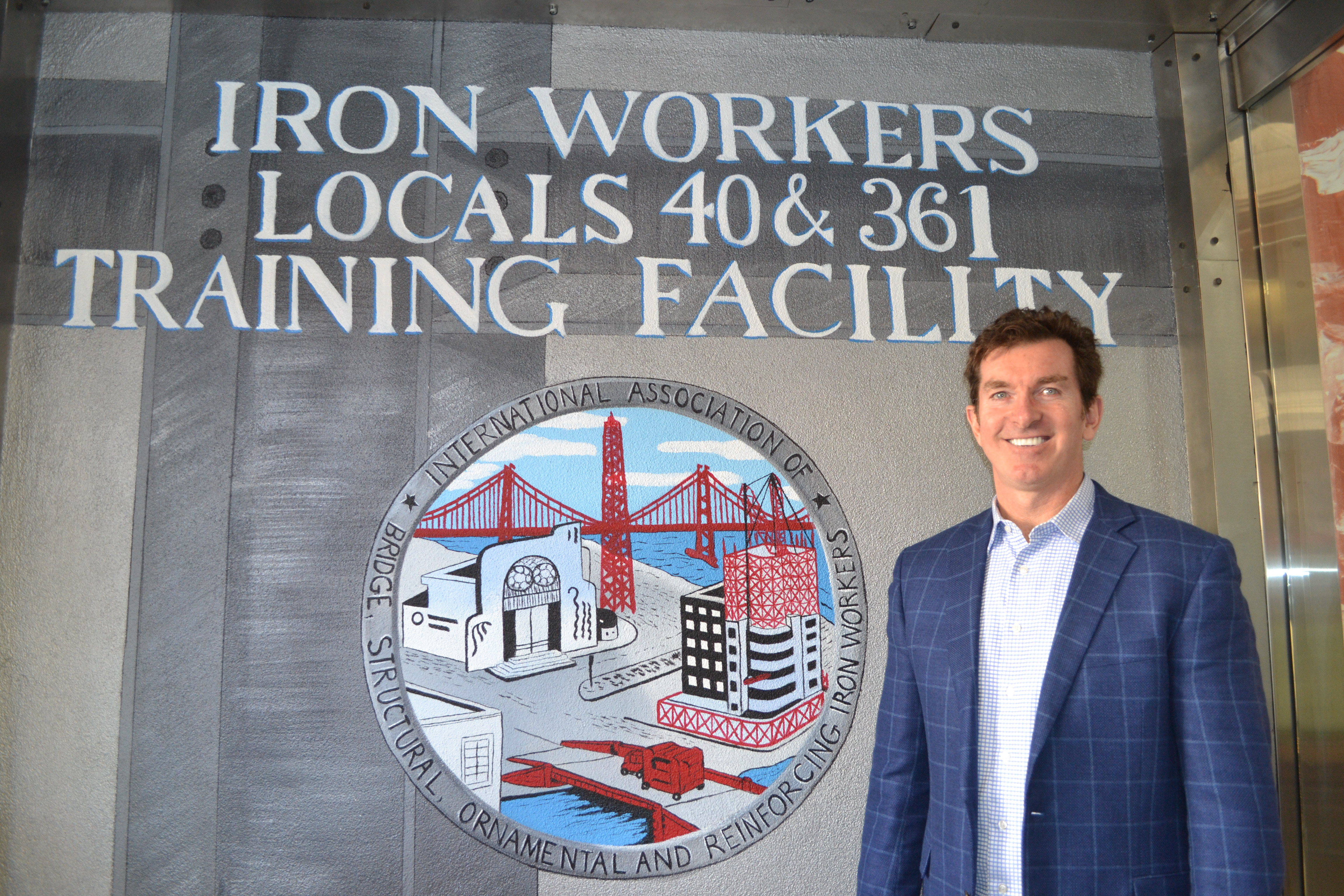 Iron Workers Locals 40 & 361 Training Facility: Producing the Safest and Most Professional People in the Industry