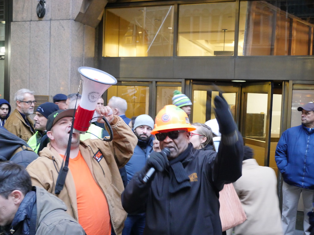 Bill Comes Due For New Line Structures As Construction Workers Demand Payment of $70K in Unpaid Wages