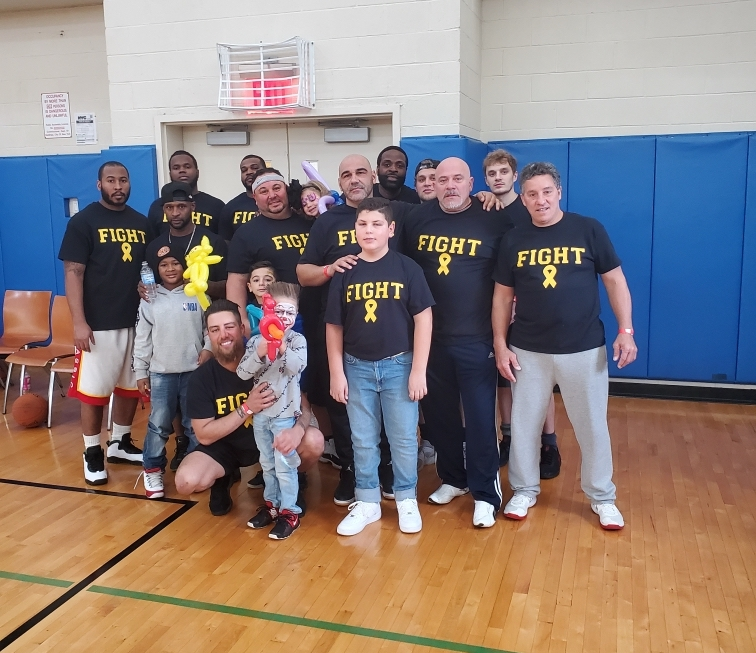 Hoops And Hope: Trade Unionists Hold Basketball Tourney on S.I. to Benefit Courageous Kids