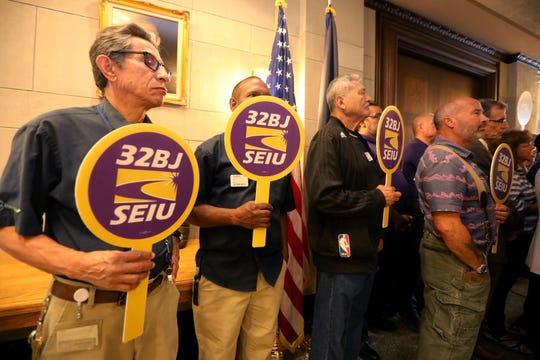 32BJ Reaches Contract for NYC's Northern Suburbs