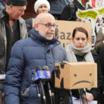 Cyber Monday Backlash: RWDSU President in Brussels to Help Put Anti-Worker Amazon in Check