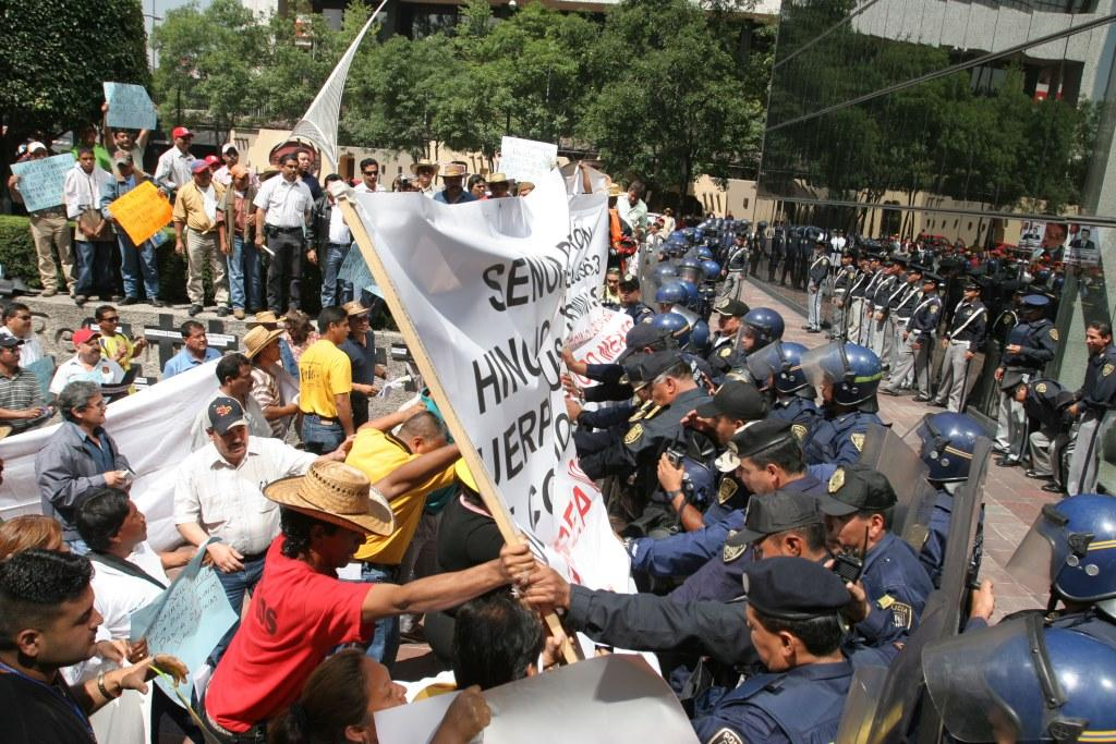 No New Talks as Asarco Strike Enters 12thWeek