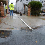 NYC To Clean Homes Affected By Sewage Backup