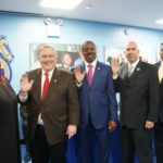 Teamsters Local 237 Executive Board Sworn In