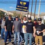 Asarco Strikers Ask Arizona Government to Intervene