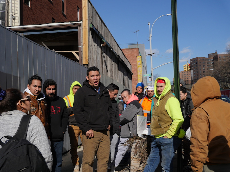 Latino Construction Workers Owed More Than $89K in Unpaid Wages