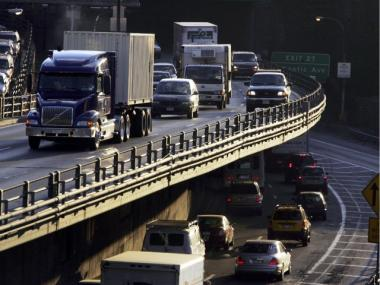 Brooklyn-Queens Expressway Truck Enforcement & Repairs Critical