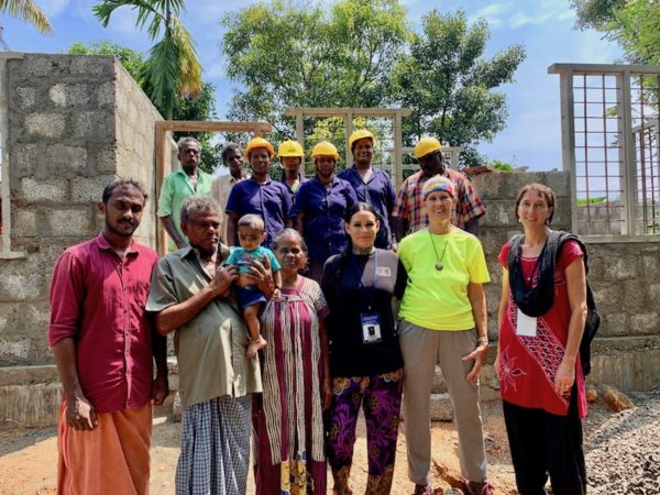 On Their Tools in India – NYC Carpenter Leads All-Woman Union Delegation Overseas