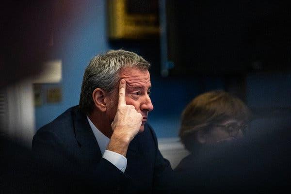 Mayor De Blasio's State Of NYC