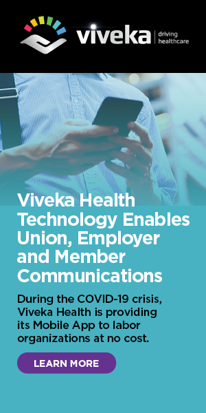 Viveka Health Offers Free Mobile App to Relay Critical Information in Real-Time to Furloughed, Laid Off and Remote Workers