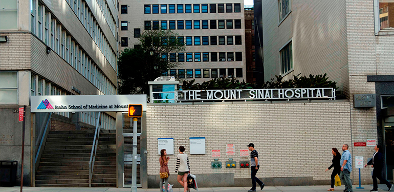 Mount Sinai's Fight Against COVID-19: How to Get Involved