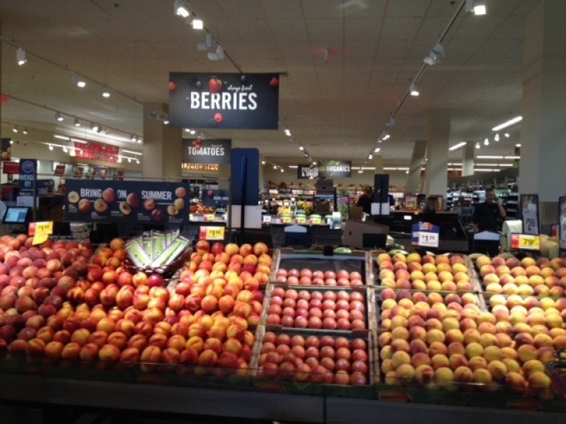 First-Responder Status Needed for Grocery Workers