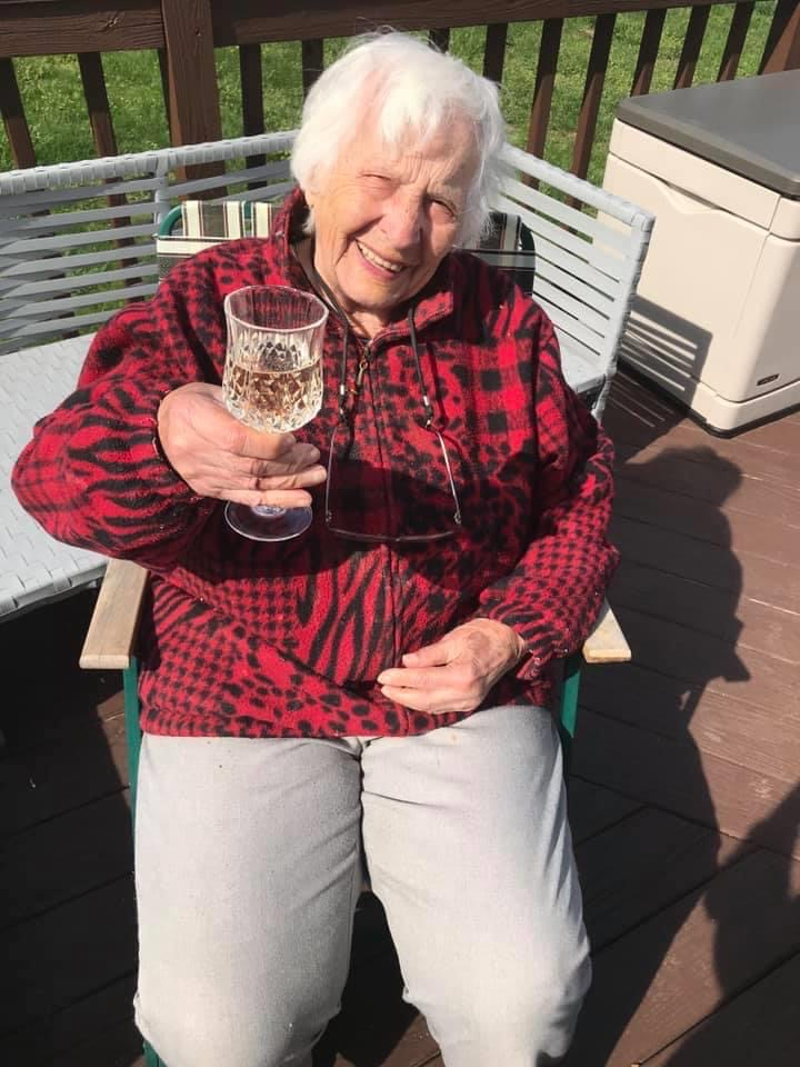 Two Worldwide Pandemics Can't Stop Retired UFT Educator as She Celebrates her 100th!