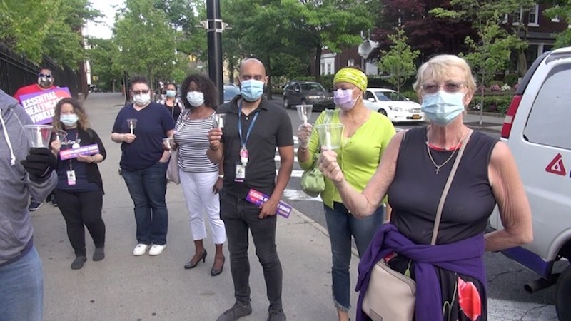 Offsite Montefiore Workers Got Sick from COVID-19, But They Aren't Getting Hazard Pay