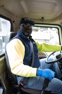 Local 813 Sanitation Worker Recounts Months-long Bout With COVID-19