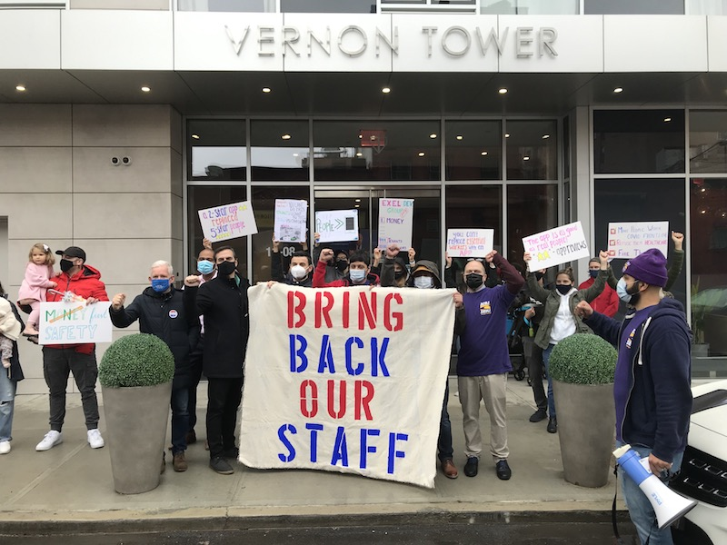 Six Fired in Queens After Exercising Their Right to Unionize